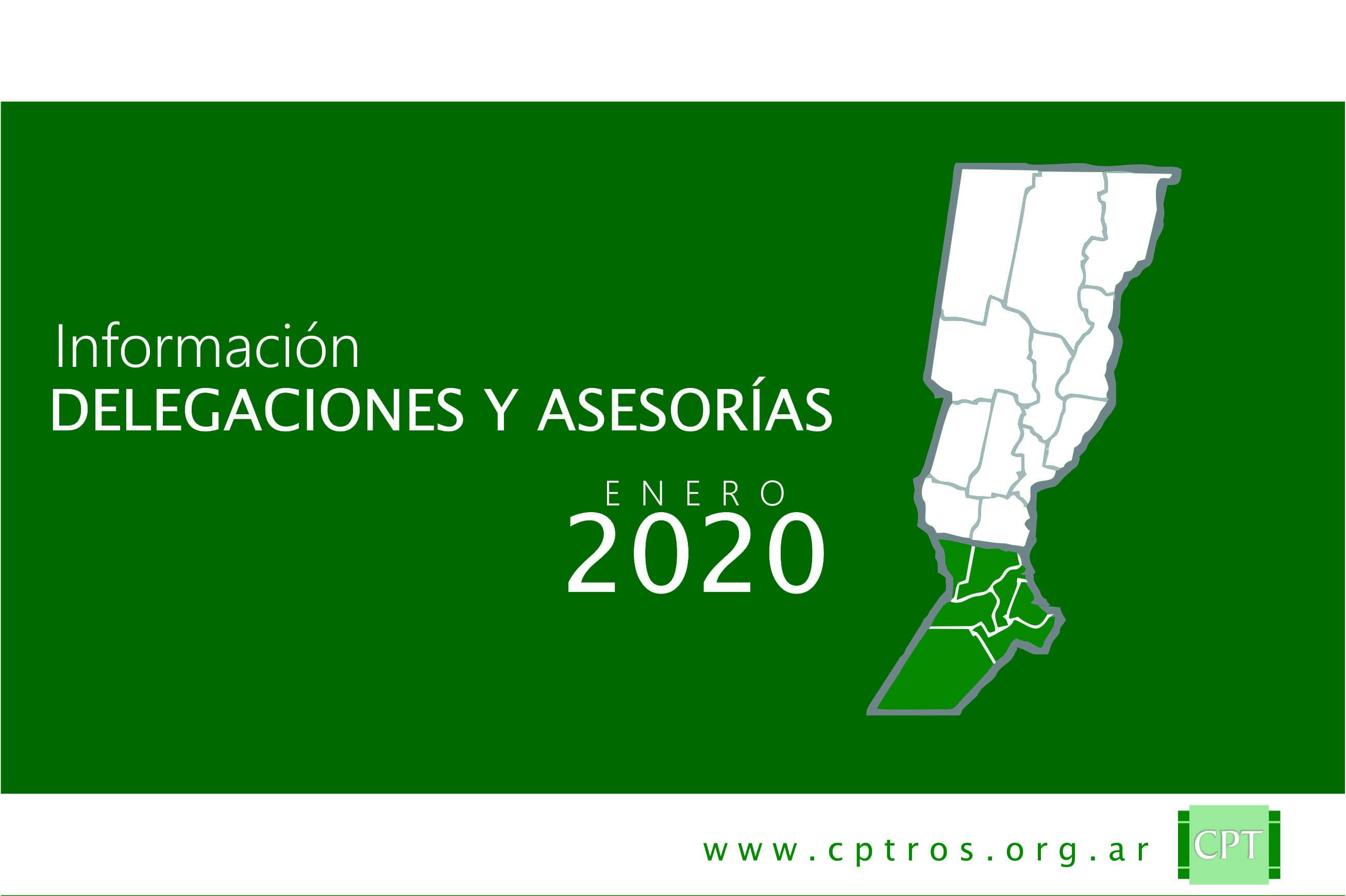 ATENCIÓN ENERO 2020