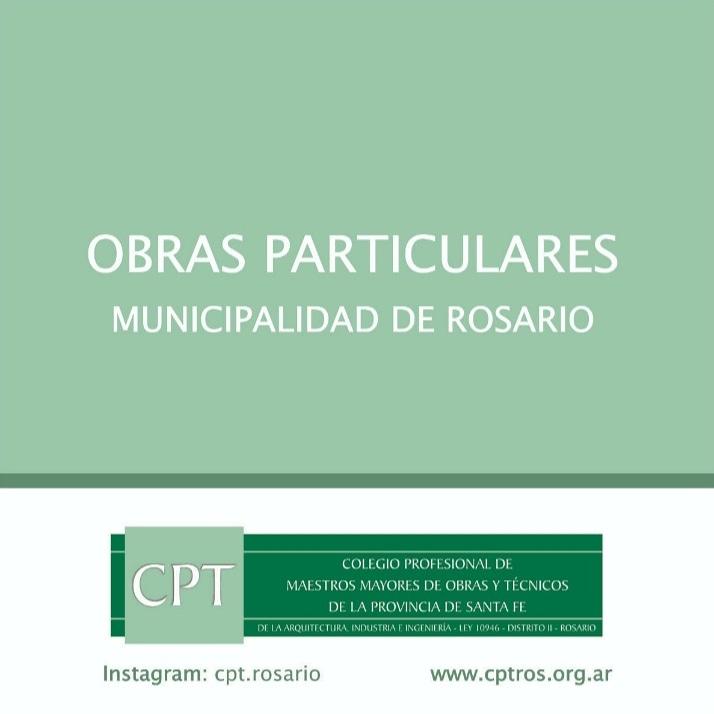 Obras particulares – Rosario